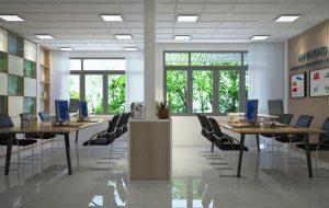 Thiết kế thi công nội thất phong kỹ thuật dự án