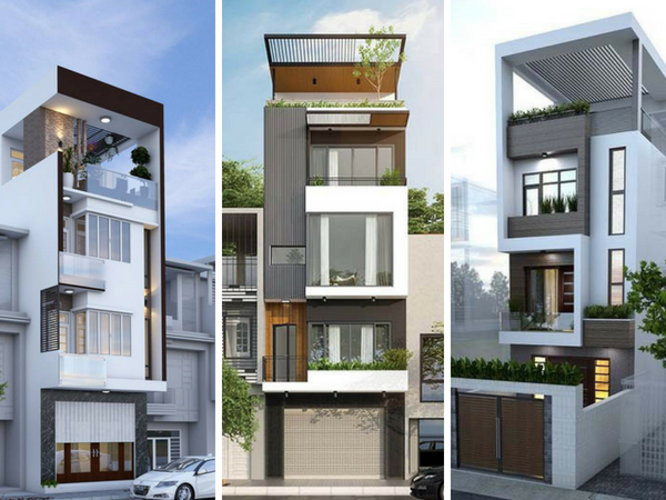 Công ty xây dựng nhà phố