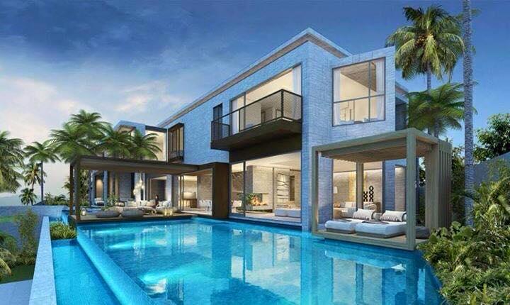 Thiết kế kiến trúc biệt thự đẹp tphcm