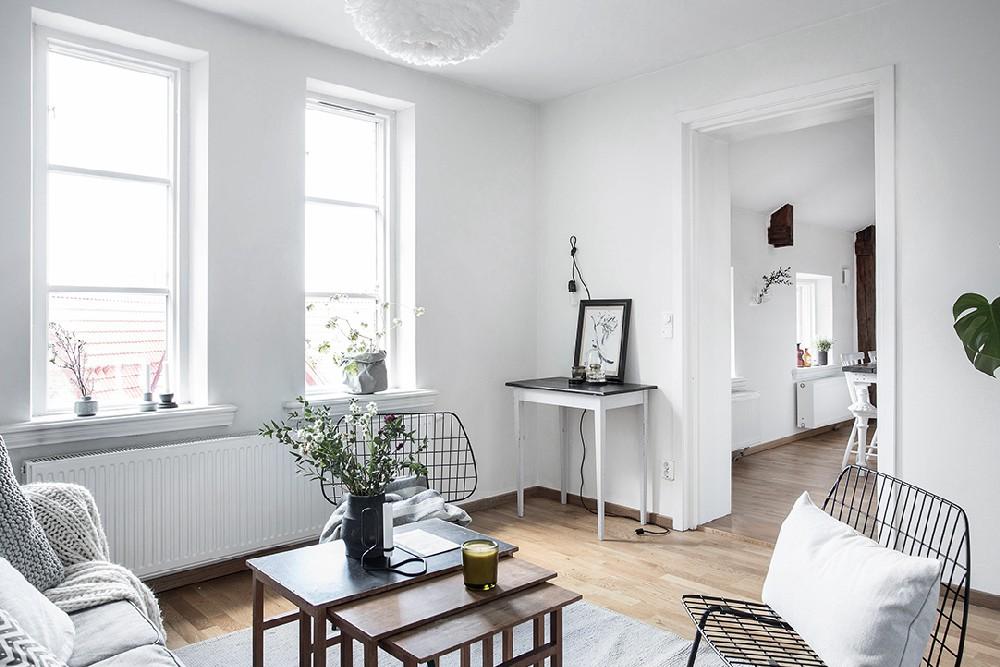 Căn nhà với phong cách thiết kế tối giản