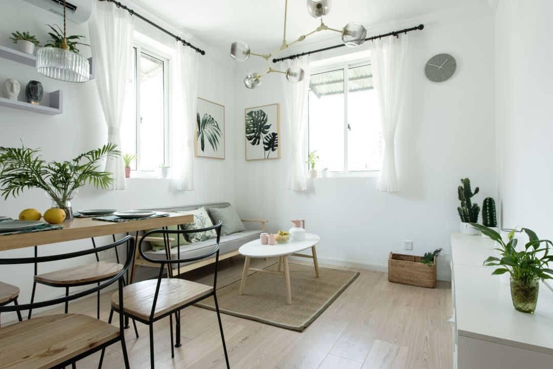 phong cách thiết kế phòng bếp đơn giản