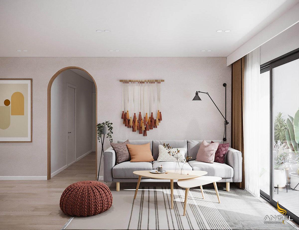 mẫu trang trí nội thất đơn giản
