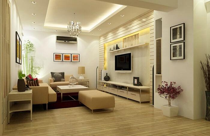 nội thất phong cách hiện đại