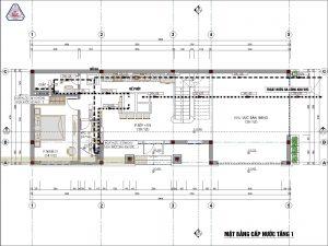 quy trình thi công nhà phố