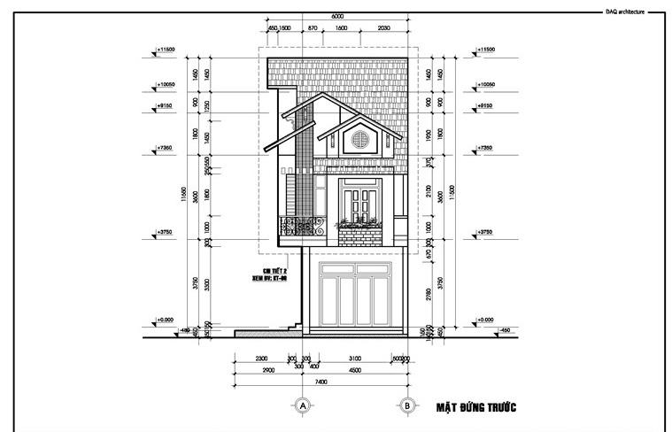Hồ sơ thiết kế kỹ thuật công trình