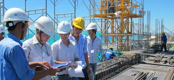 Đội ngũ nhân viên công ty thiết kế xây dựng uy tín