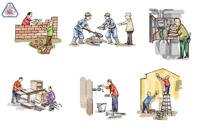 Nhà thầu xây dựng uy tín tphcm, chất lượng, bền đẹp