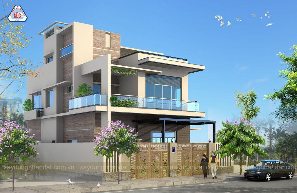 công ty thiết kế nhà đẹp - thiết kế kiến trúc nhà phố