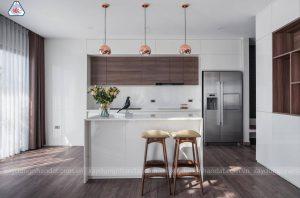 thiết kế nộ thất nhà bếp đẹp 0316