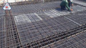 Thi công thép sàn - Công ty thiết kế xây dựng nhà uy tín tphcm