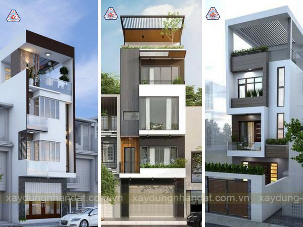 đơn giá thiết kế - đơn giá thiết kế nhà phố