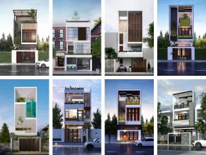 Thiết kế thi công xây dựng nhà tại quận 6
