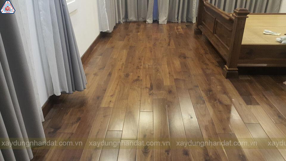 gỗ lát sàn nhà