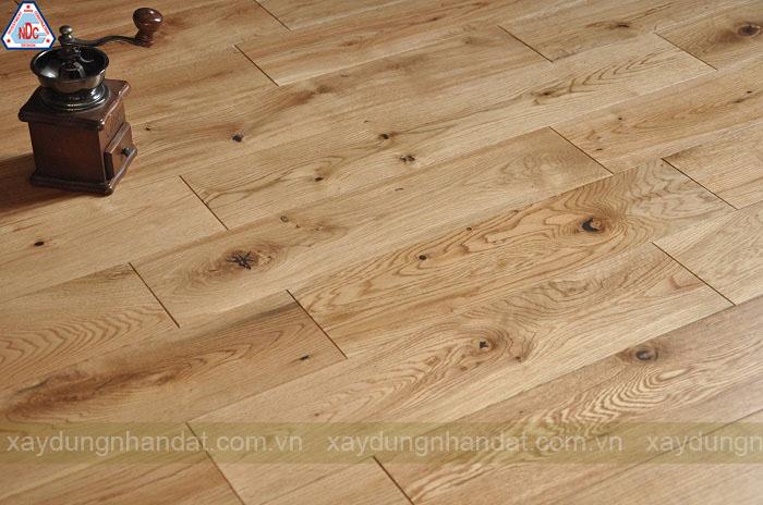 mẫu sàn gỗ lát sàn
