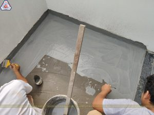 Kinh nghiệm thi công nhà dân dụngcách lăn chống thấm nhà