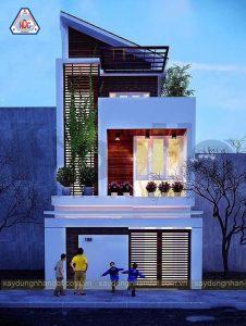 mẫu-nhà-phố-2-tầng-đẹp