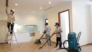 Công tác vệ sinh cũng là kinh nghiệm thi công nhà dân dụng