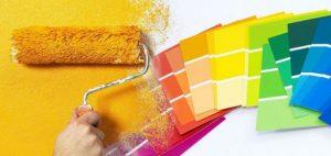 Công tác sơn nước cần nhiềukinh nghiệm thi công nhà dân dụngđể làm được một căn nhà sơn nước đẹp.