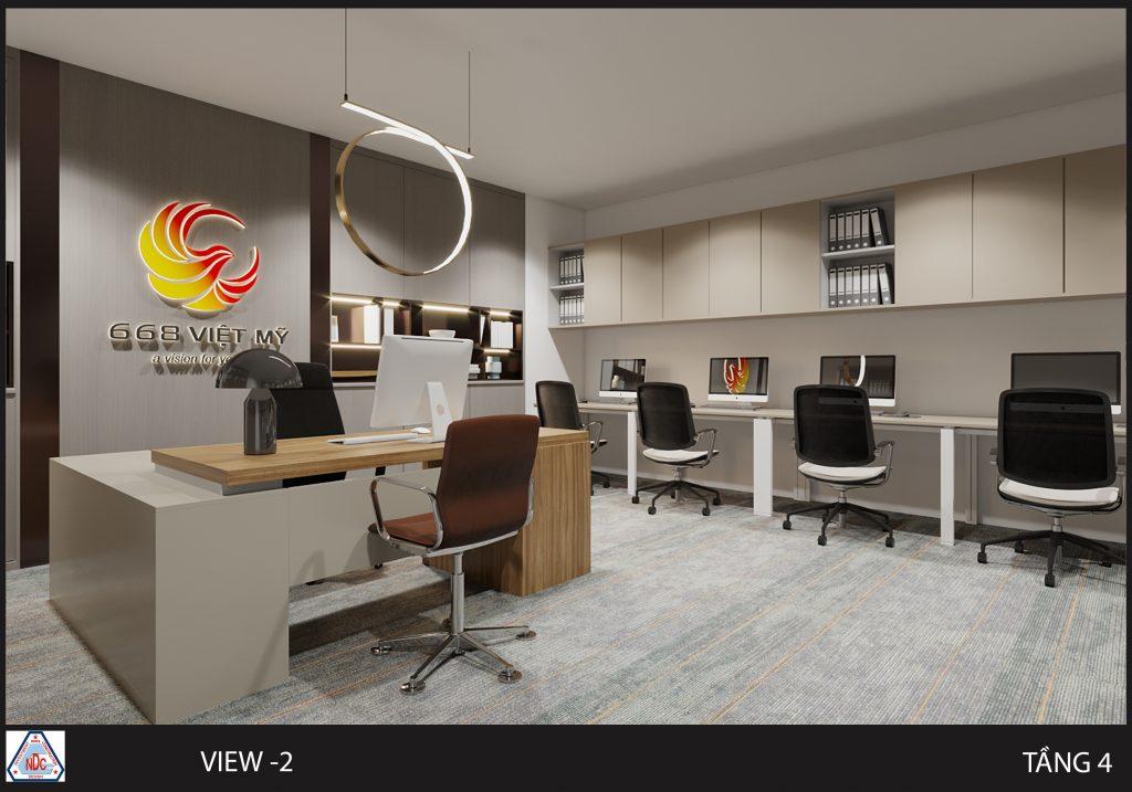 chọn lựa nội thất văn phòng