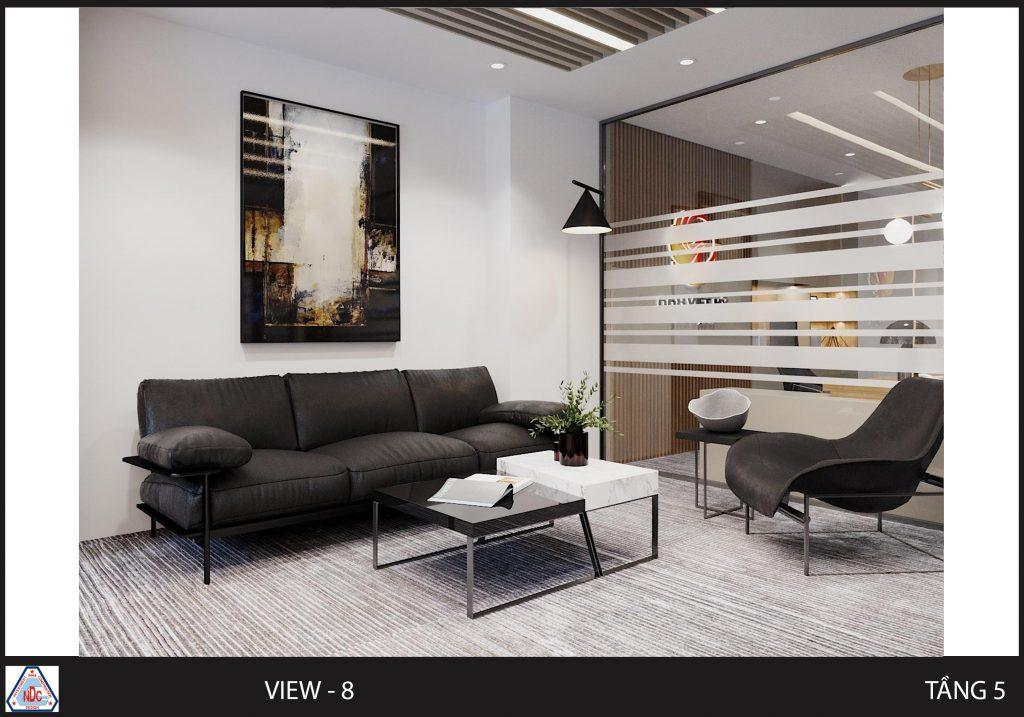 chọn lựa sofa phòng làm việc