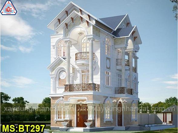 các ý tưởng thiết kế mặt tiền nhà