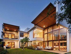 Mẫu thiết kế nhà hiện đại đẹp tại Ấn Độ