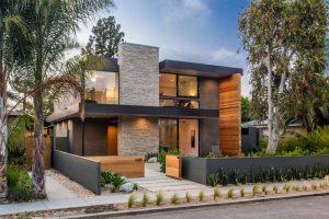 Mẫu thiết kế nhà hiện đại theo phong cách Châu Âu 1