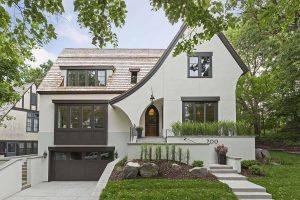 Mẫu thiết kế nhà theo phong cách Châu Âu ấn tượng