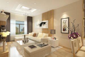Mẫu thiết kế trần thạch cao phòng khách số 10