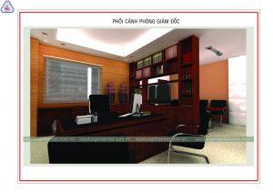 cải tạo văn phòng vietinbank