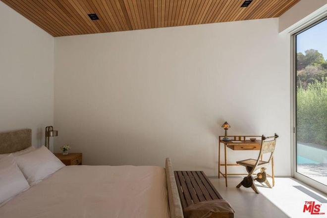 thiết kế phòng ngủ đơn giản nhà chung cư