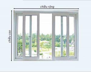 Vị trí cửa sổ theo phong thủy