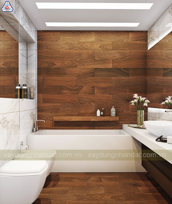 Những mẫu phòng tắm sang trọng