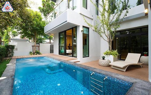 Thiết kế bể bơi trong nhà