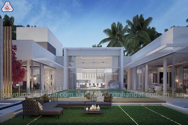 mẫu thiết kế nhà phố - biệt thự