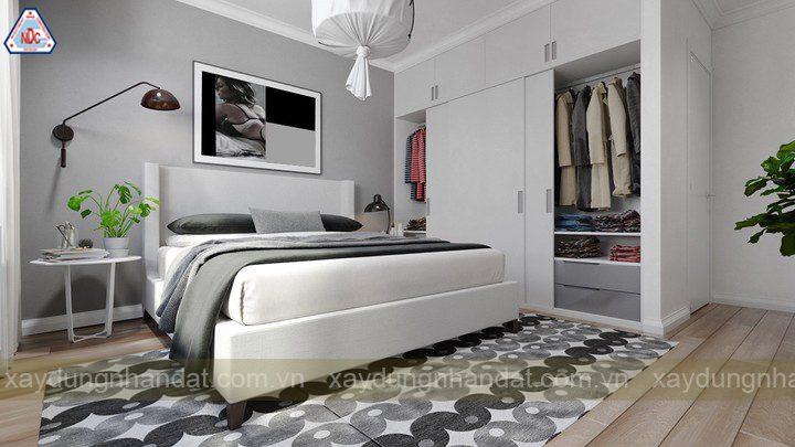 ý tưởng thiết kế phòng ngủ sang trọng
