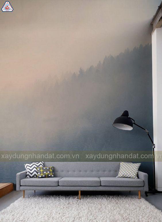 chọn màu sơn tường đẹp